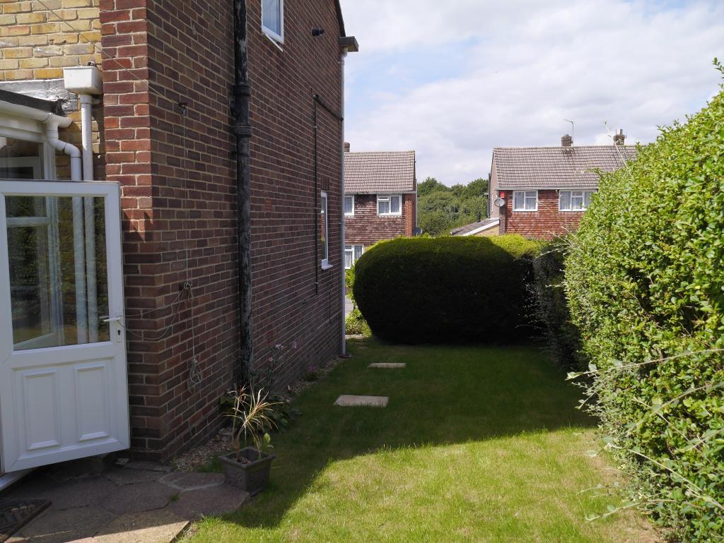 Side Rear Garden