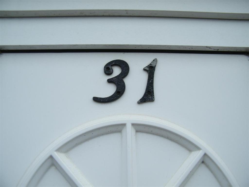 NUMBER 31 ERMINE STR