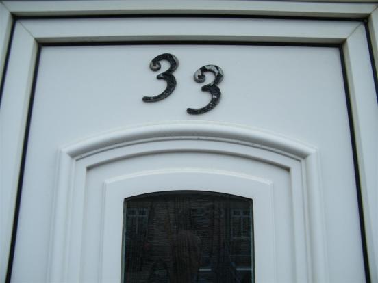 NUMBER 33 ERMINE STR
