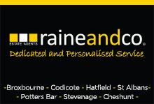 Raine & Co, Potters Bar
