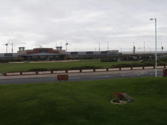 View Over Promenade