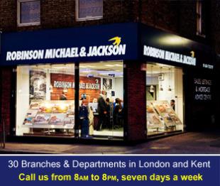 Robinson Michael & Jackson, Strood & Rochester - Salesbranch details