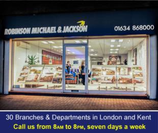Robinson Michael & Jackson, Walderslade - Resalebranch details