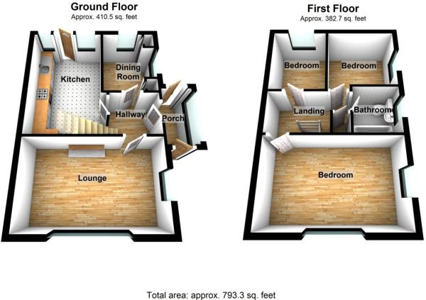 3d salon floor plan joy studio design gallery best design. Black Bedroom Furniture Sets. Home Design Ideas
