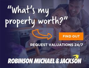 Get brand editions for Robinson Michael & Jackson, Gravesend and Northfleet - Sales