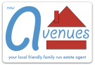 Avenues Estate Agents, Sunbury on Thames branch logo