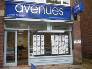 Avenues Estate Agents, Sunbury on Thamesbranch details