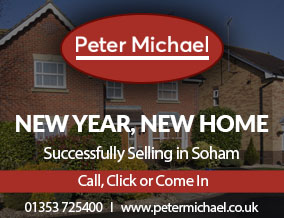 Get brand editions for Peter Michael, Soham, Ely