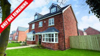 new home for sale in Heath Road, Runcorn...