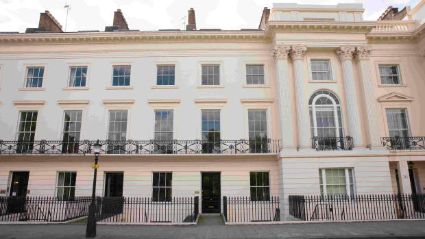 8 bedroom house for sale in cornwall terrace london nw1 nw1 for 9 cornwall terrace
