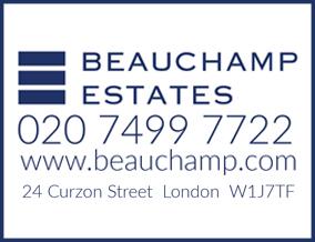 Get brand editions for Beauchamp Estates Ltd, Mayfair - Lettings