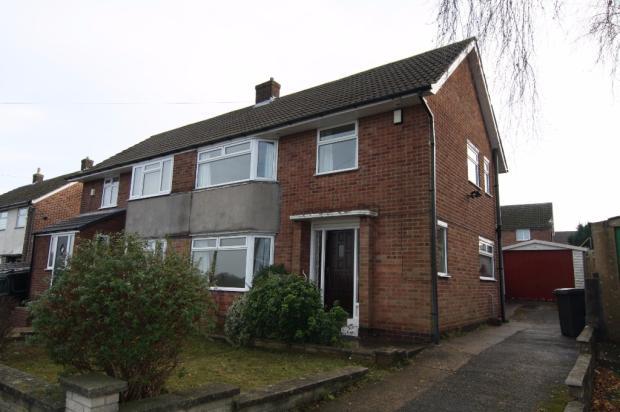 3 bedroom semi detached house to rent in blackstock for Door 43 sheffield