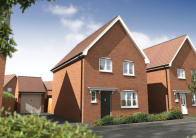 3 bed new home for sale in Carsington Drive...