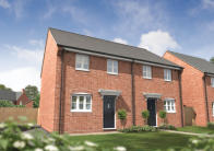 3 bed new house for sale in Carsington Drive...