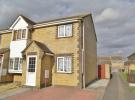 2 bedroom End of Terrace property to rent in Moorhen Road, Whittlesey...