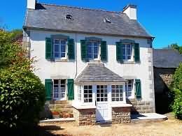 3 bed Detached property for sale in Huelgoat, Finistère...
