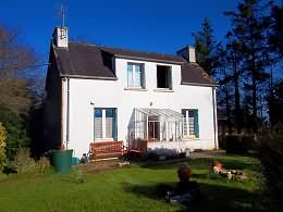Detached house for sale in Huelgoat, Finist�re...