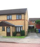 3 bed semi detached house in Mallard Drive, Caistor...