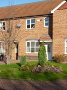 Terraced home to rent in Bramble Close, Grimsby...