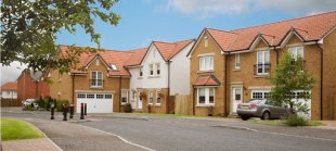 Drumpellier Lawns by Stewart Milne Homes, Cherryridge Drive,
