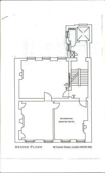 Floorplan - 2nd