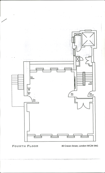 Floorplan - 4th