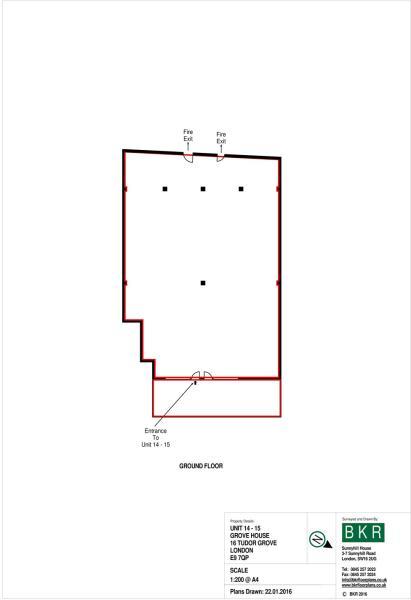 Floorplan - U14-15