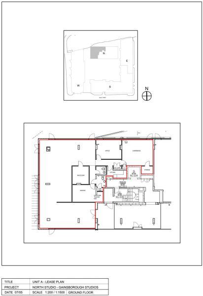 Floorplan North