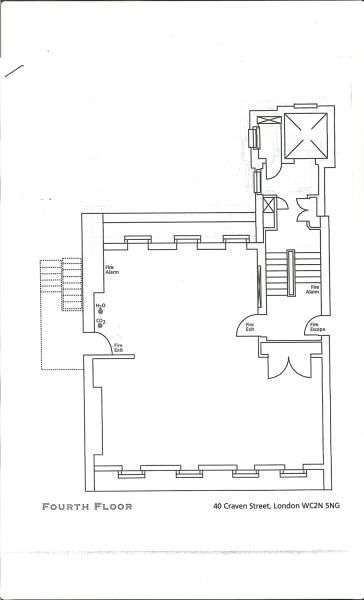 Floorplan - 4th