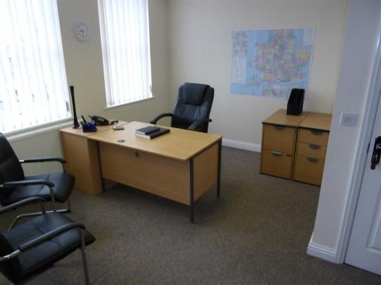 OFFICE 202 (183sq ft