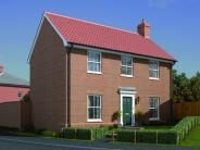 3 bedroom new property in Manor Gardens...