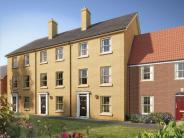 3 bedroom new house for sale in Church Hill, Saxmundham...