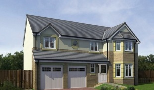 Waterside by Bett Homes Scotland, Fidra Avenue 