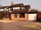 4 bedroom Detached property in Shetland Road, Tibshelf...