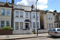 1 bed Ground Flat to rent in Bramshill Road, London...