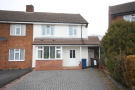 3 bedroom semi detached property for sale in Elm Gardens, Lichfield...