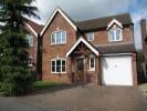 Detached property to rent in Rosebank View, Measham...