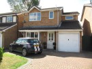3 bedroom Detached home to rent in Hedge Road, Hugglescote...