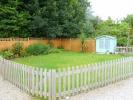 Enclosed lawns