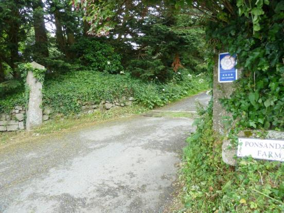 Shared entrance
