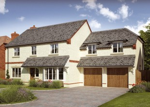 Cliddesden Heights by Bewley Homes, Woods Lane,