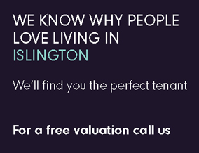 Get brand editions for Felicity J Lord, Islington Lettings