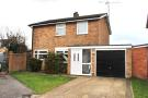 Link Detached House for sale in Cricketers Road, Arlesey...