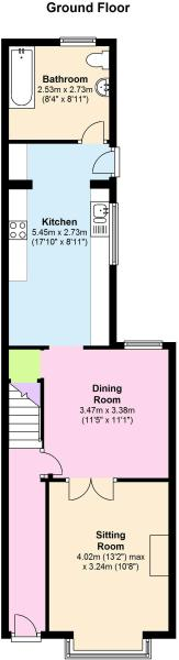 Floor Plan (Ground Floor