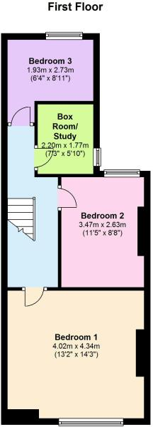Floor Plan (First Floor