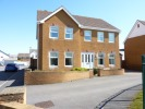 4 bedroom Detached home in Westward Rise, BARRY...