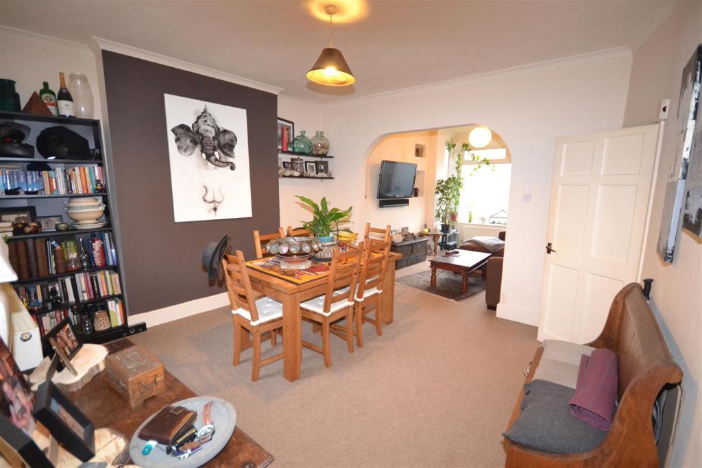 Living Room & Dining