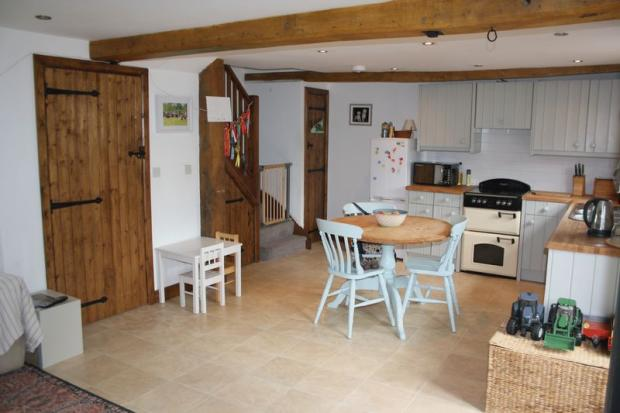 Cottage lounge...