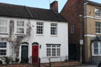 semi detached property in Adelaide Square, Bedford...