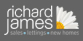 Richard James, Lettings logo